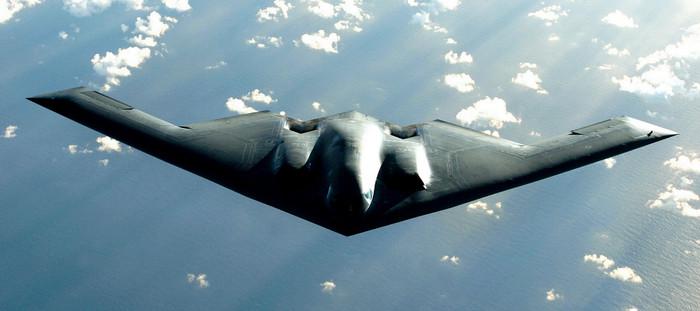 Азиатских тур Дональда Трампа будут сопровождать стратегические бомбардировщики B-2