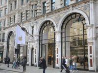 Банда из 10 человек ограбила крупнейший магазин Apple в Лондоне