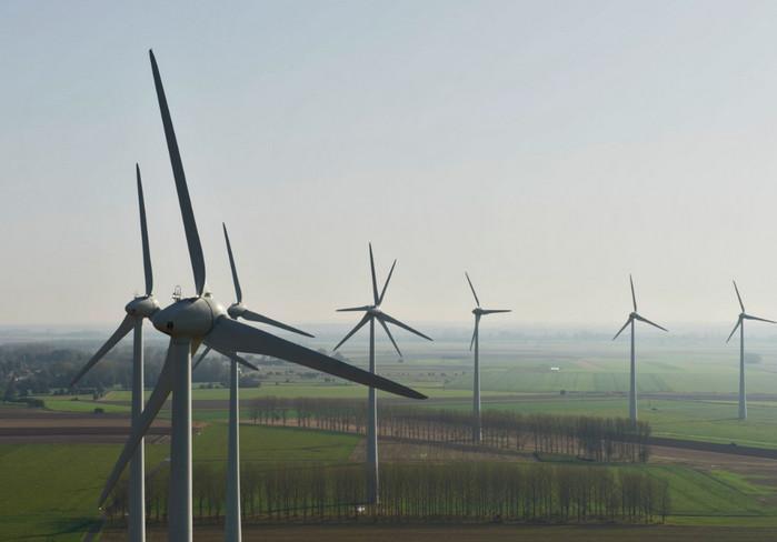 Банк ЕС выделил средства на строительство ветряных электростанций в Австрии