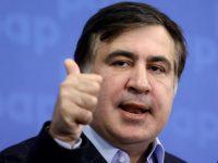 Банковая обнародовала письмо Саакашвили президенту Порошенко