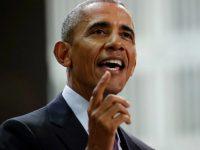 Барак Обама обвиняется в сравнении Дональда Трампа с Гитлером