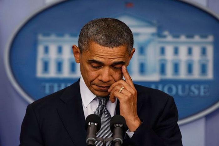 Барак Обама увеличил госдолг США на 8,3 триллионов долларов (график)