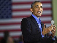 Барак Обама возвращается в предвыборную гонку, поддерживая губернаторов в Нью-Джерси и Вирджинии