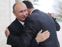 Башар аль-Асад заявил, что готов к мирному урегулированию конфликта в Сирии