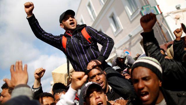 Почему жители Северной Африки бегут в Европу