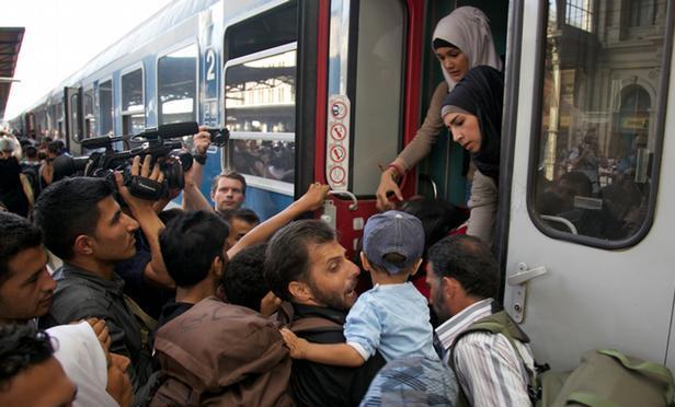Евросоюз увеличивает в 2 раза расходы для предотвращения наплыва беженцев