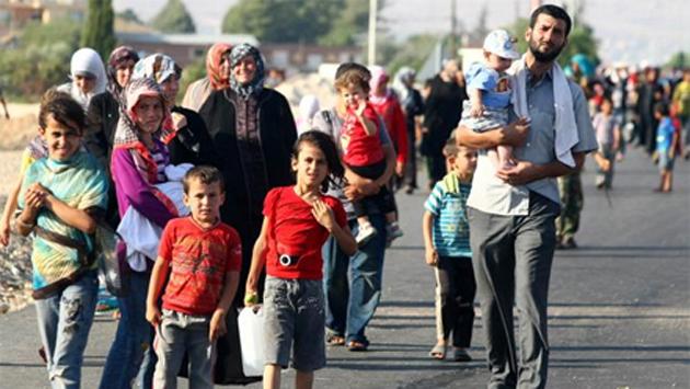 Германия использует армию, чтобы справиться с наплывом беженцев