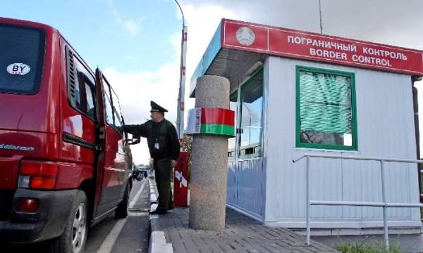 Современный контроль на границе Беларуси и Украины (Станция Тереховка)