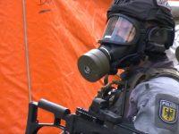 Берлин готовится к террористической атаке с использованием биологического оружия
