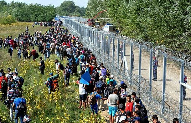 Беженцев, повторно заехавших Европу после депортации, будут сажать в тюрьму