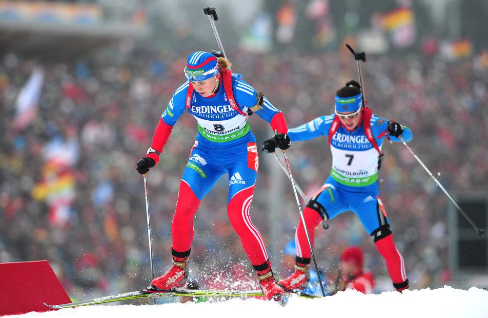 Россия не в состоянии финансово обеспечивать тренировки своих спортсменов