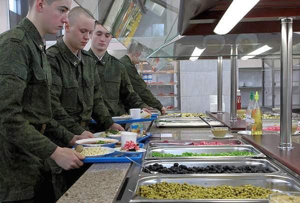 Биометрическая система контроля питания: как в российской армии противодействуют коррупции