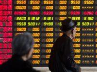 На фоне переговоров в Дохе китайские биржи падают