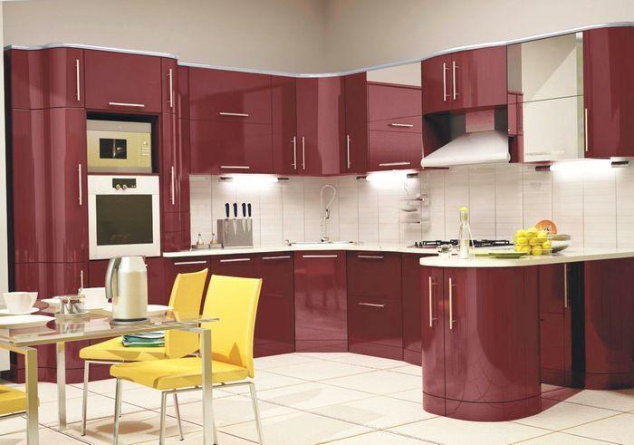 Бизнес идея: изготовление кухонных фасадов