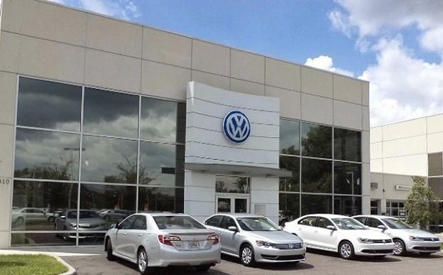 Бизнес идея: официальный дилер Volkswagen