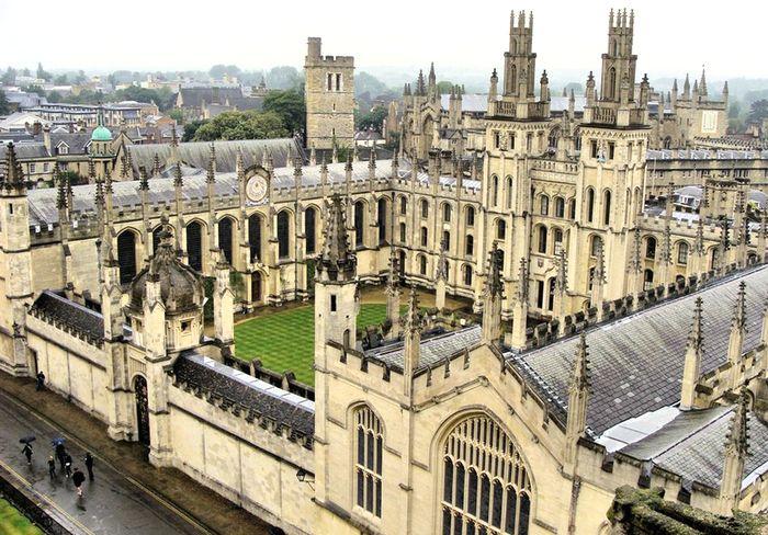 Бизнес идея: помощь в получении высшего образования в Великобритании