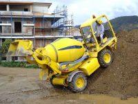 Бизнес идея: предоставление в аренду бетоносмесителя с самозагрузкой