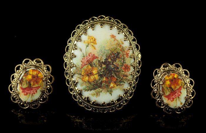 Бизнес идея: продажа антикварных ювелирных украшений