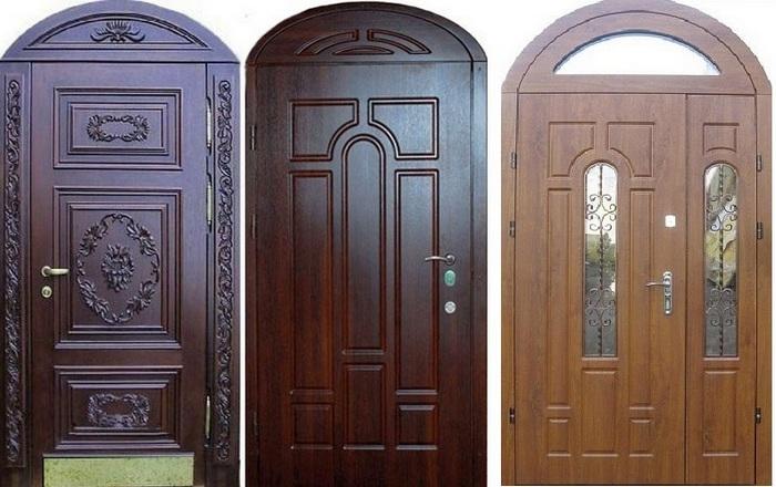 Бизнес идея: продажа арочных дверей