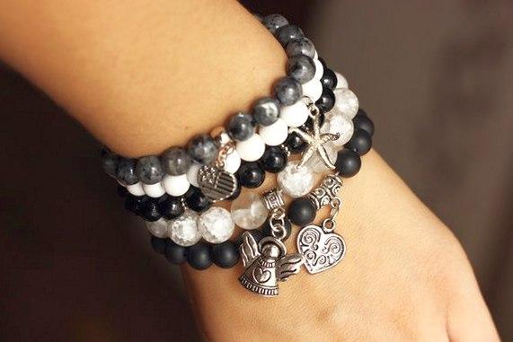 Бизнес идея: продажа браслетов с натуральными камнями