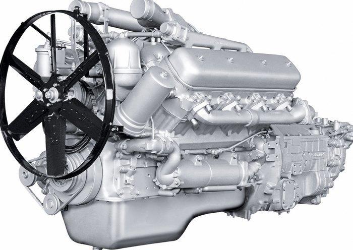 Бизнес идея: продажа двигателей ЯМЗ