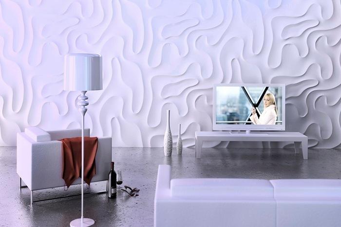 Бизнес идея: продажа гипсовых 3D панелей