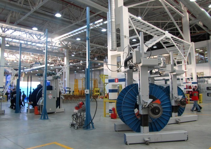 Бизнес идея: продажа оборудования для производства кабелей