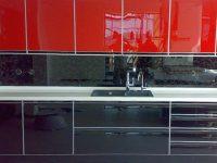 Бизнес идея:  продажа стеклянных фартуков для кухни