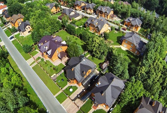 Бизнес идея: продажа участков в коттеджном городке
