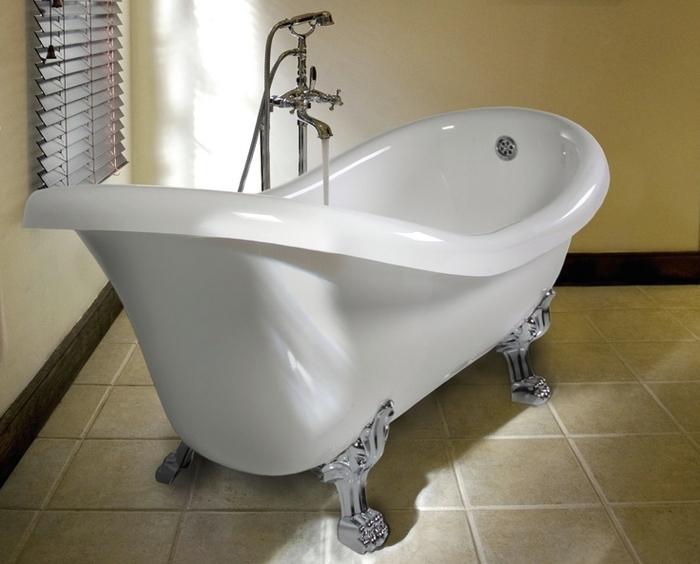 Бизнес идея: продажа ванн из литьевого мрамора