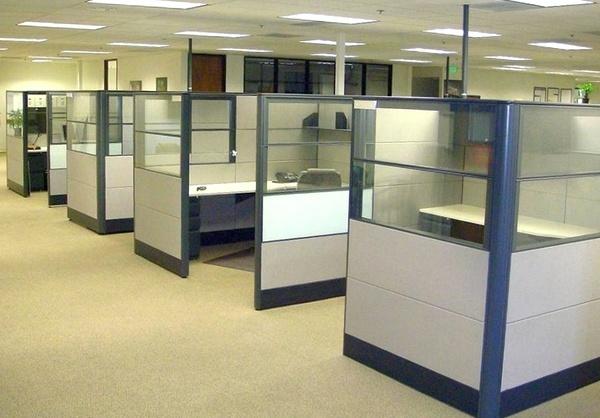 Бизнес идея: производство офисных перегородок