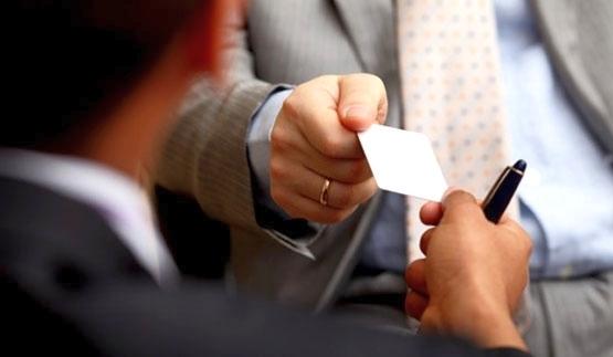 Бизнес идея: создание и печать визиток
