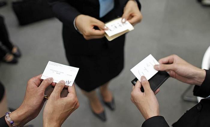 Бизнес идея: создание уникальных визиток