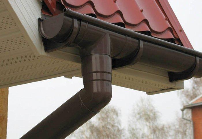 Бизнес идея: установка водосточных систем
