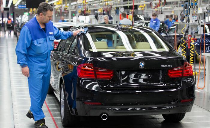 BMW инвестирует $1 млрд в свой завод в Мексике