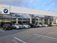 BMW в Украине открыл крупнейший автоцентр