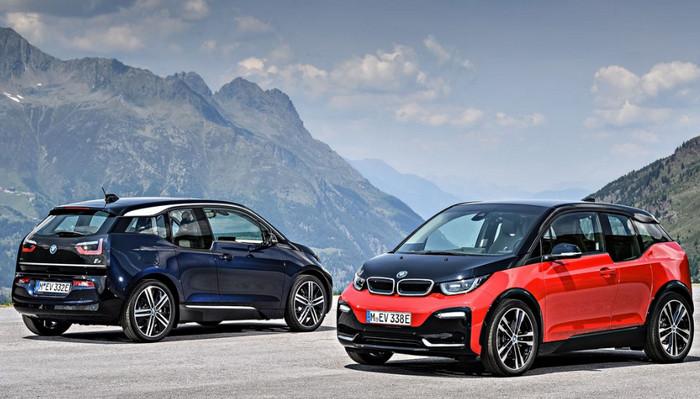 BMW выпустила новую версию электрической модели i3