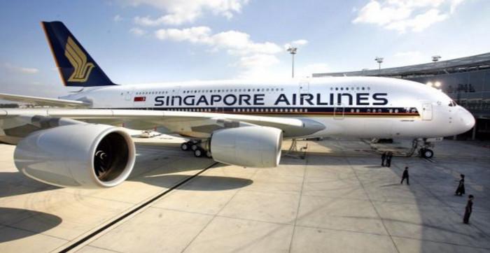 Boeing получил заказ на $13,8 млрд от авиакомпании Singapore Airlines