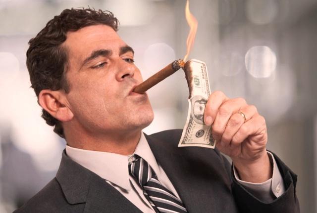 Закон Парето в действии: 1% богатейших людей имеют 50% мирового дохода