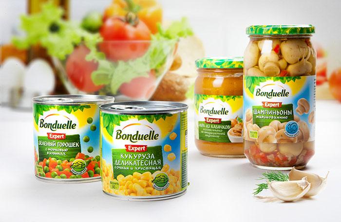 Bonduelle планирует объединиться с Centerview для поглощения своего конкурента