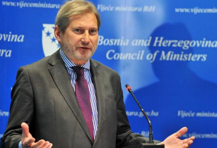 Босния может потерять шанс на вступление в ЕС