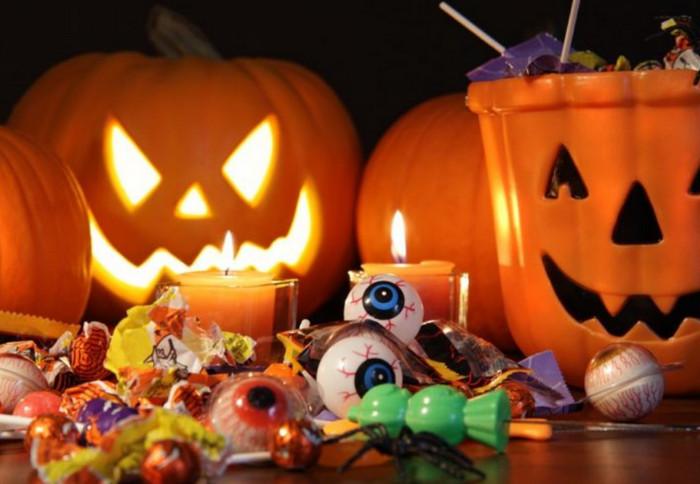 Британцы потратят около 300 млн фунтов на Хэллоуин