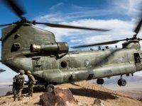 Британия отправит военные вертолеты для борьбы с исламистами в Африке