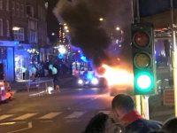 Британия: взорвали автомобиль возле рождественской ярмарки в пригороде Лондона