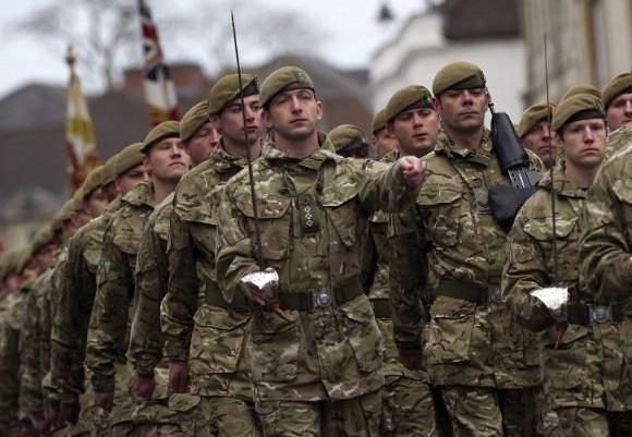 Из-за террористических угроз Великобритания увеличит оборонный бюджет на 12 млрд фунтов