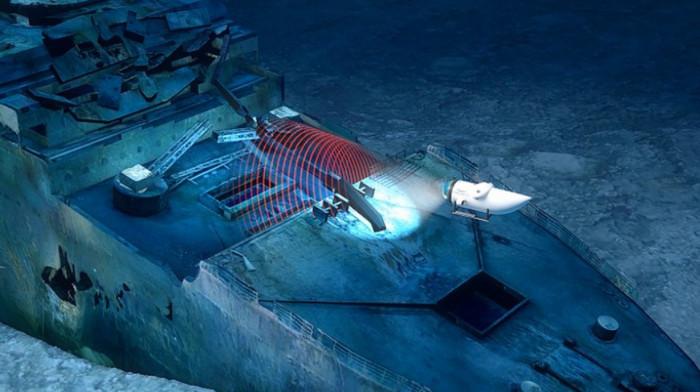 Британская туристическая компания анонсировала дайвинг туры к Титанику