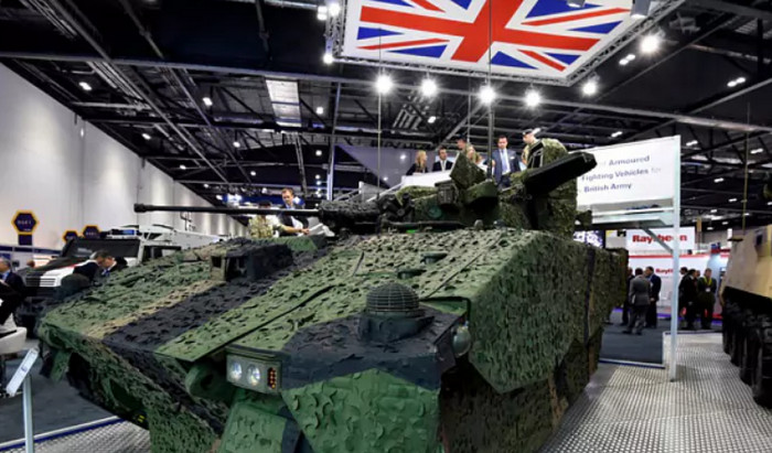 Британские оборонные компании заработали 6 млрд фунтов на продаже оружия