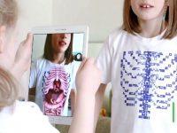 Британские ученые создали футболку-рентген (видео)