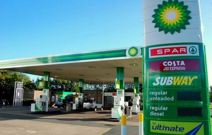 British Petroleum покупает часть АЗС бизнеса Woolworths в Австралии