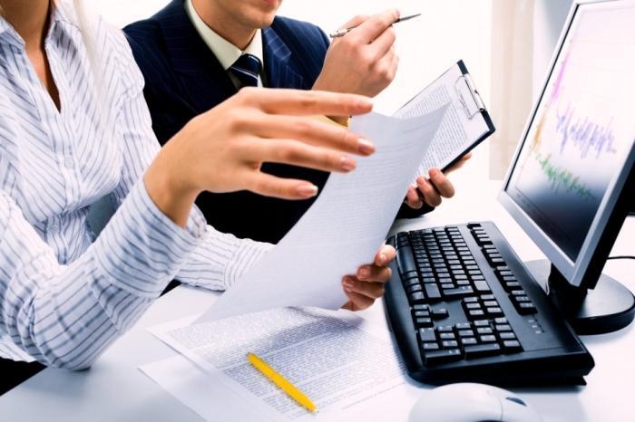 Услуги бухгалтера на дому
